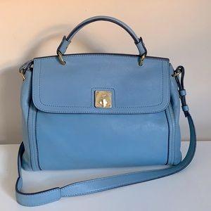 💕Authentic MCM satchel w/ sling💕